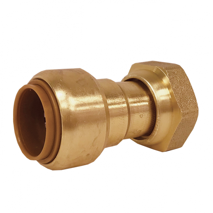Tectite Tap Connector Straight