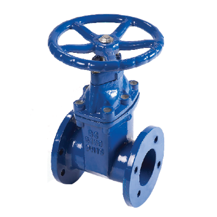 Gate/Sluice Valve Resilient Seat Table E Flange