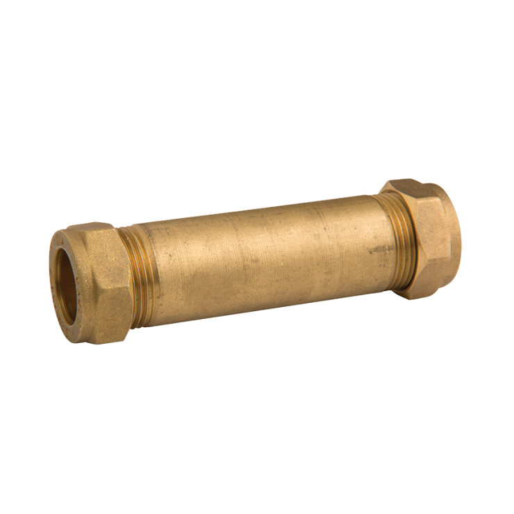 Brass Compression Repair Coupling