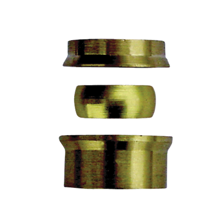 Brass Compression Reducing Set