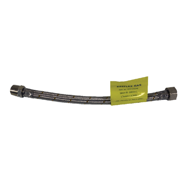 Keefer Flexible Gas Hose Female/.Female