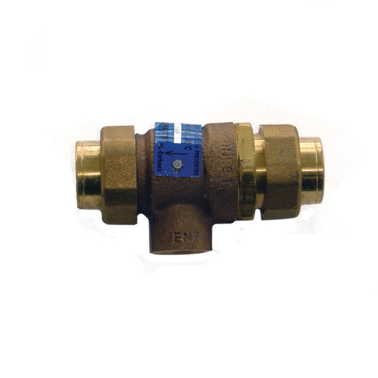 Watts 9D Dual Check Valve with atmosphic vent