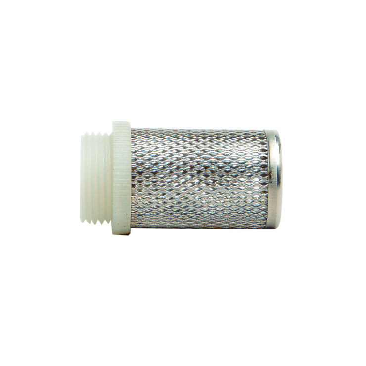 Europa Foot Valve Stainless Screen