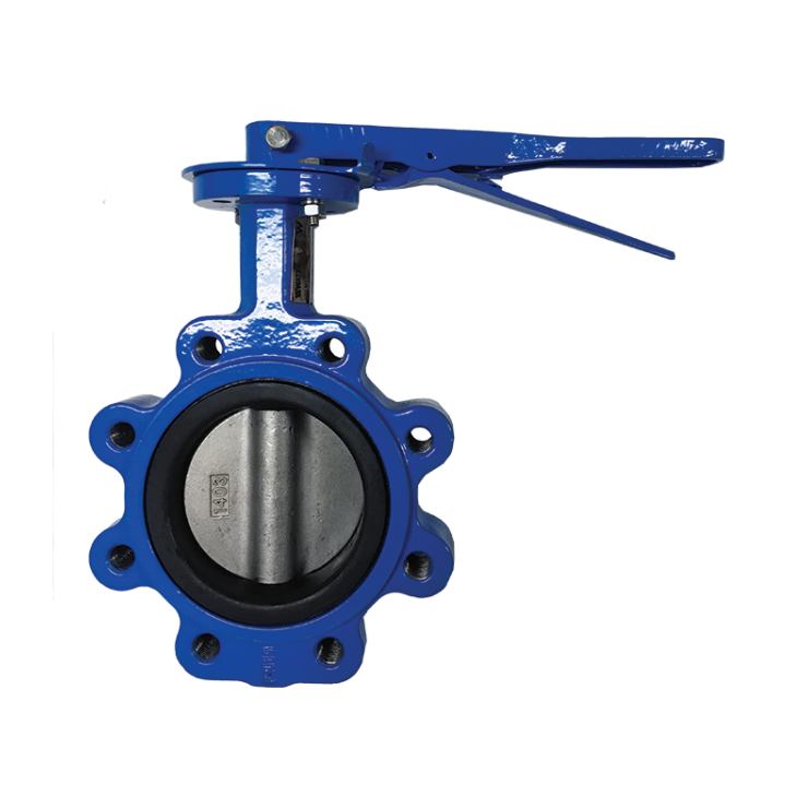 Watts Butterfly Valve  Lug Type Lever Handle