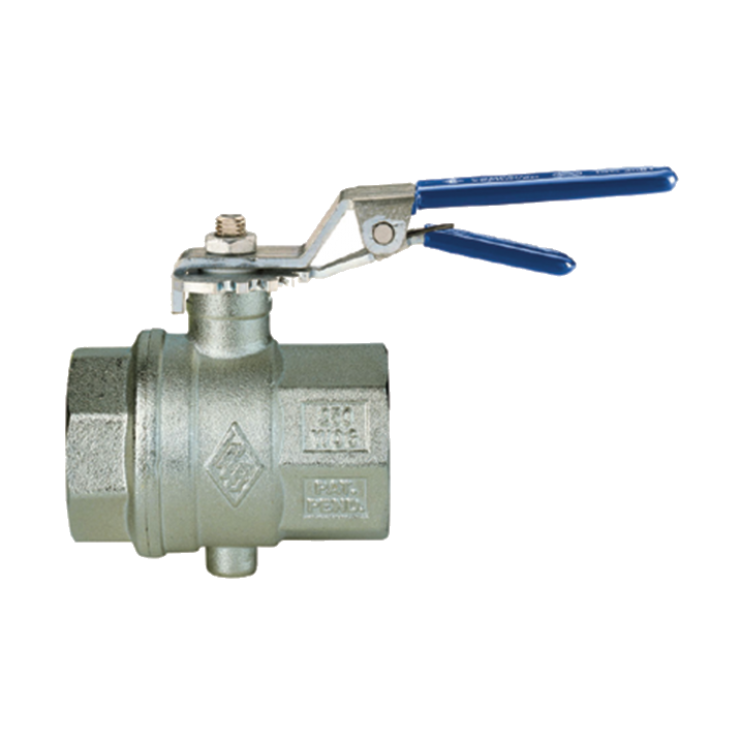 Eurofly Butterfly Valve Female/Female  with Geared Handle