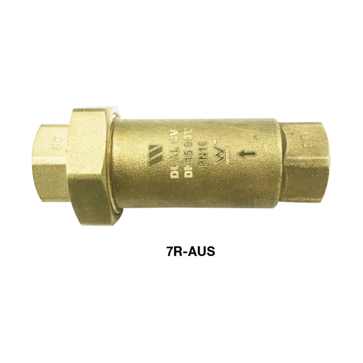 Watts Dual Check Valve 7 U2