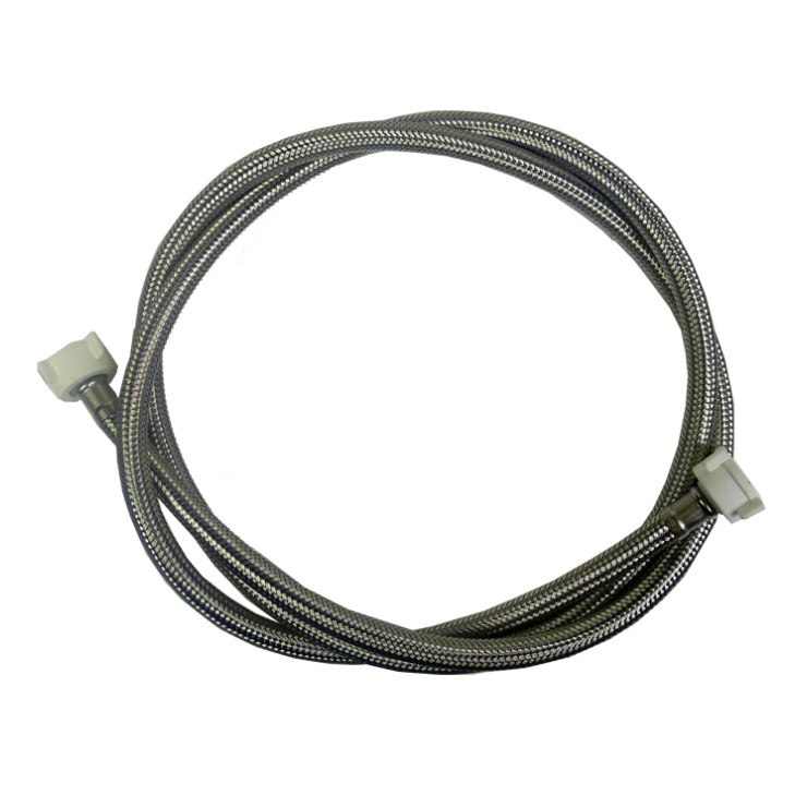 Parigi Washing Machine Hoses Stainless Steel