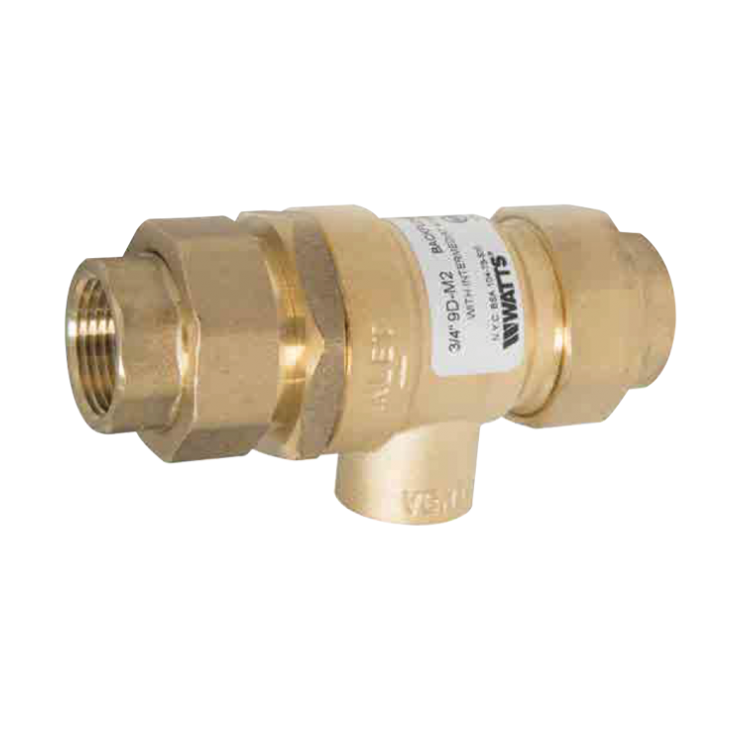Watts 9D Vented Dual Check Valve
